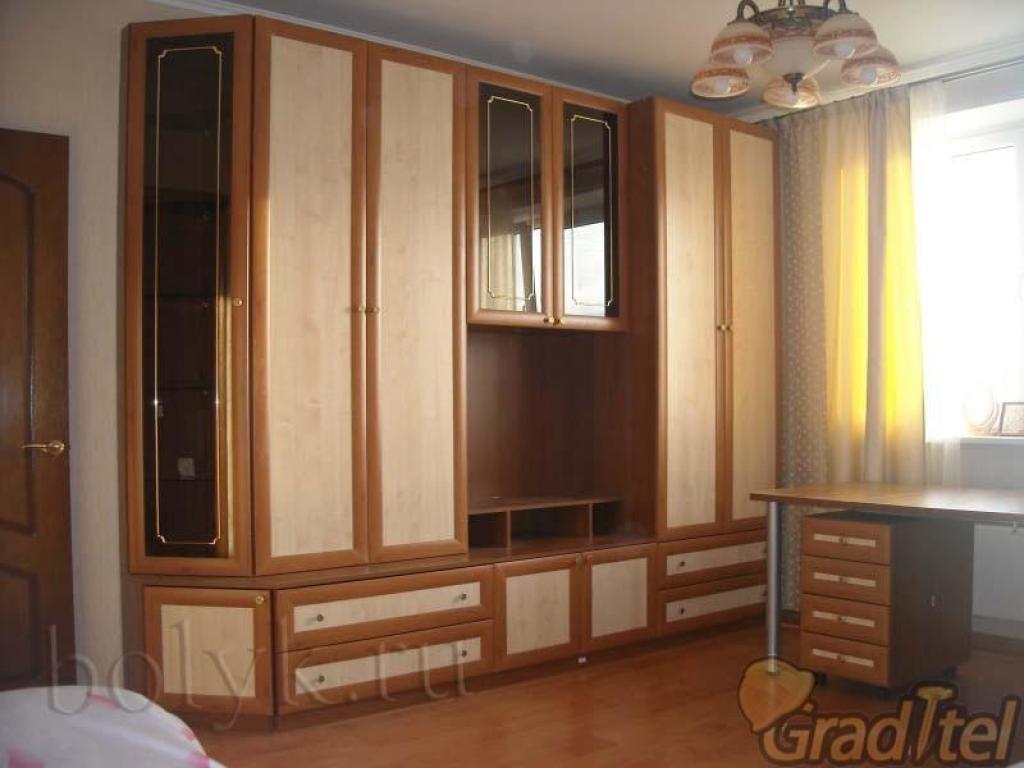 Шкафы купе, встроенная мебель, мебель на заказ.