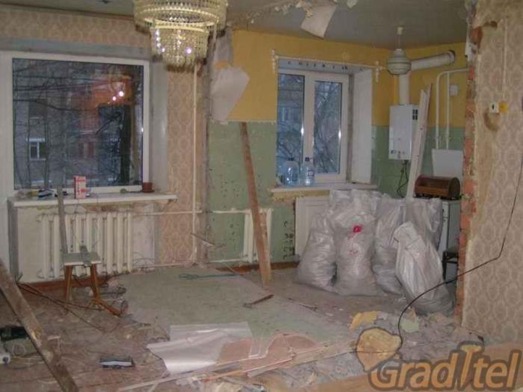 """Капитальный ремонт, отделка помещений """"под ключ"""" в оренбурге."""