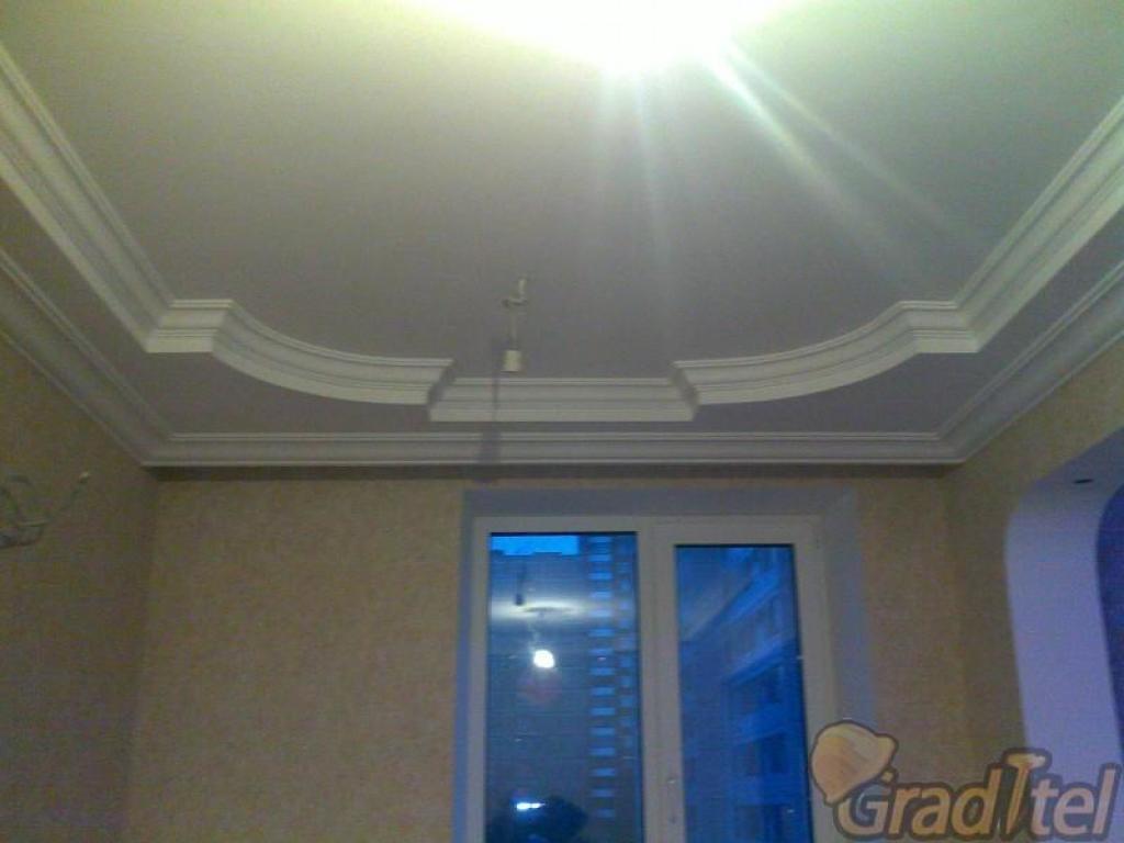 Смотреть ремонта потолков