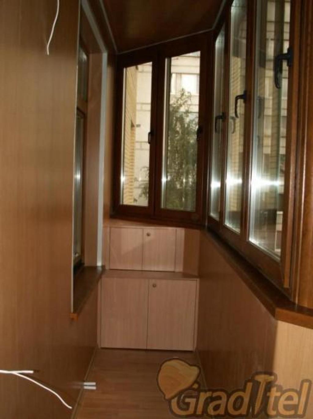 Услуги - остекление лоджий и балконов.