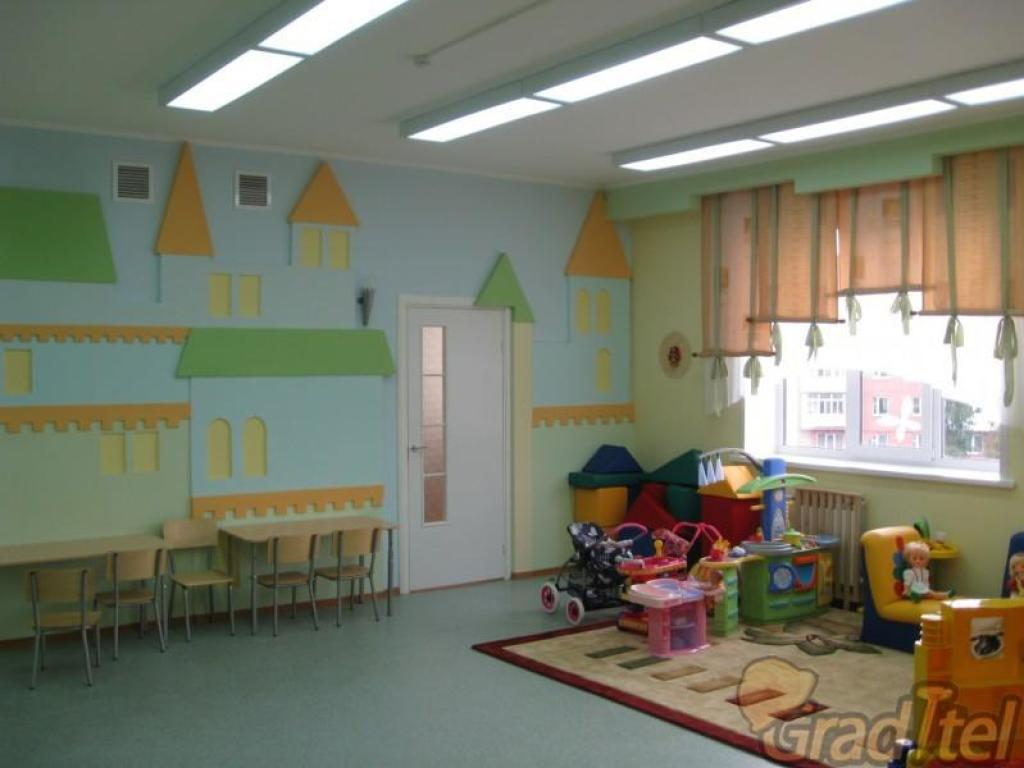 Дизайн детского сада своими руками 920