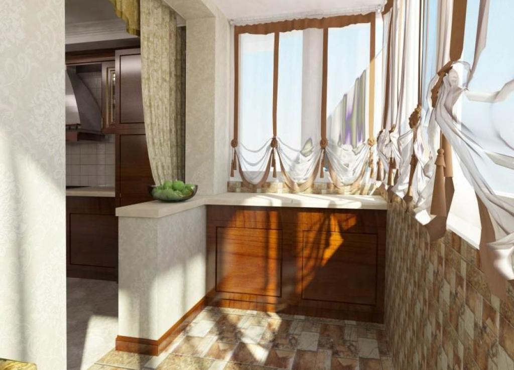 Чем застелить пол на балконе - выбор покрытия!.