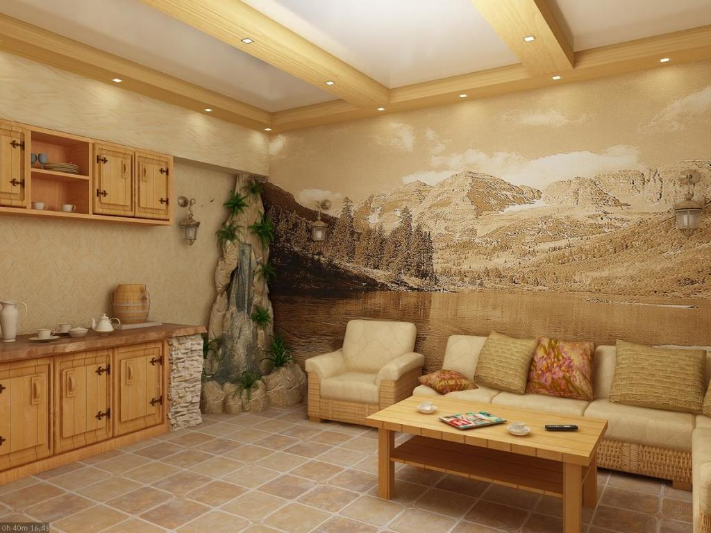 Ремонт частного дома своими руками дешево 856