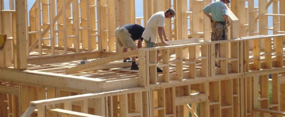 Как построить дом своими руками по каркасной технологии 12